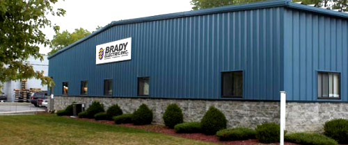 Brady Electric Office